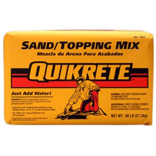 Quikrete Companies 110360 60 lb Sand Mix