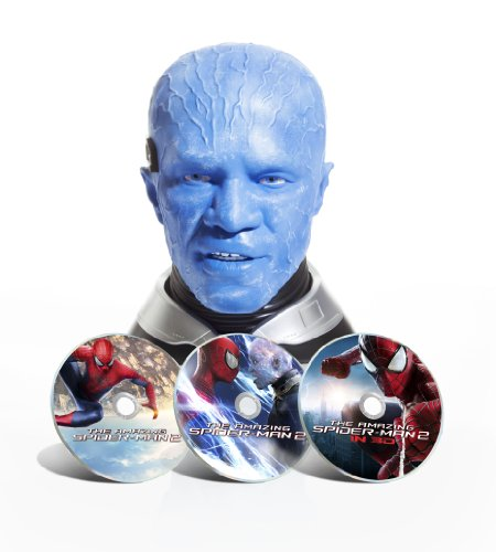 (The Amazing Spider-Man 2: Electro Collector's Edition (Amazon Exclusive) [Blu-ray])