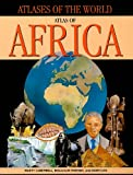 Atlas of Africa, Rusty Campbell and Malcolm Porter, 1435891112