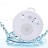 Best Shower Radios - SPARKOLE Portable Motion Sensor FM Radio,Wall and Ceiling Review