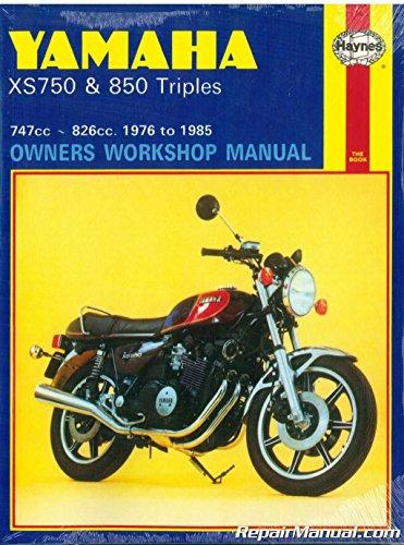 1978 Yamaha Xs750 - 5