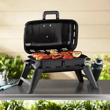 - Expert Grill Tabletop Gas Grill