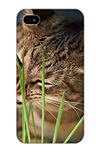 New Design On KLnVnY-6770-UHeYl Case Cover For Iphone 4/4s / Best Case For Christmas's Gift