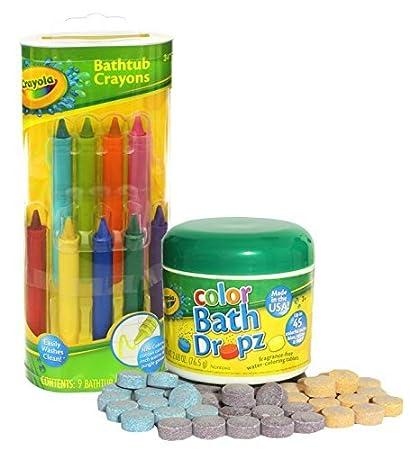 crayola bathtub crayons with crayola color bath drops 60 tablets - Crayola Bathroom Crayons