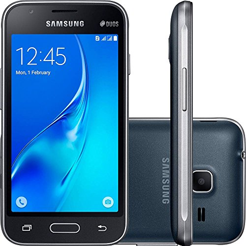 Samsung Galaxy J1 Mini Prime J106M LTE - Factory Unlocked Phone - (Black)
