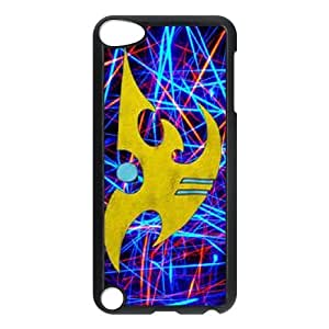 Printed Cover Protector Ipod Touch 5 Cell Phone Case Usyoy StarCraft Protoss Unique Design Cases