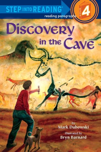 Discovery In The Cave  Step Into Reading   English Edition