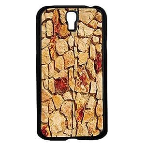 Beautiful Tan,and Creme Rock Wall Hard Snap on Phone Case (Galaxy s4 IV)