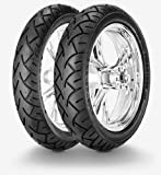 Metzeler ME880 Marathon XXL Tire - Rear - 200/50ZR-17 , Position: Rear, Rim Size: 17, Tire Application: Cruiser, Tire Size: 200/50-17, Tire Type: Street, Load Rating: 75, Speed Rating: W, Tire Construction: Radial 1712300