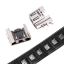 Original HDMI Port Socket Interface Connector Replacement For Playstation 4 PS4