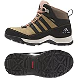 Adidas Outdoor 2015 Kid's CW Winter Hiker Mid GTX Winter Sport Shoes - B33263 (Cardboard/Black/Raw Pink - 2)