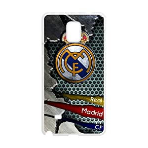 Real Madrid VS Schalke 04 Cell Phone Case for Samsung Galaxy Note4