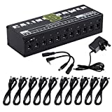 best seller today Caline CP-05 Guitar Pedal Board Power...