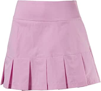 PUMA Golf Women's 2019 Pwrshape On Repleat Skirt