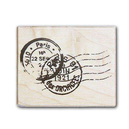 timbro postale Timbri di legno