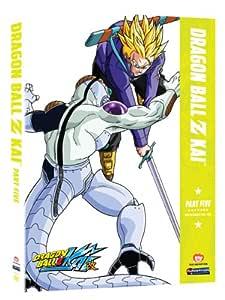 Dragon Ball Z Kai: Part Five