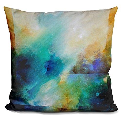 LiLiPi Aqua Breeze Decorative Accent Throw Pillow