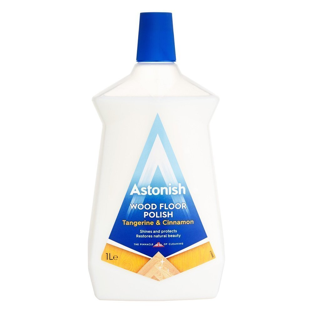 Astonish Non-Slip Wood Floor Polish 1 Litre TRTAZ11A
