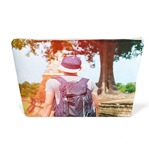 Westlake Art - Girl Temple - Pen Pencil Marker Accessory Case - Picture Photography Office School Pouch Holder Storage Organizer - 13x9 inch (1ED84)