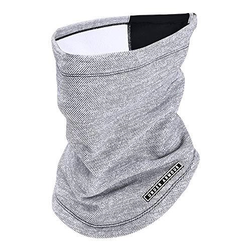 Under Armour Women's Storm Fleece Gaiter, Black (002)/White, One (Best Under Armour Snow Socks)