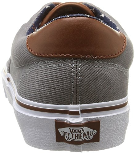 59 Gray Frost Vans Unisex Shoes Era Skate Plus EOEqxHS