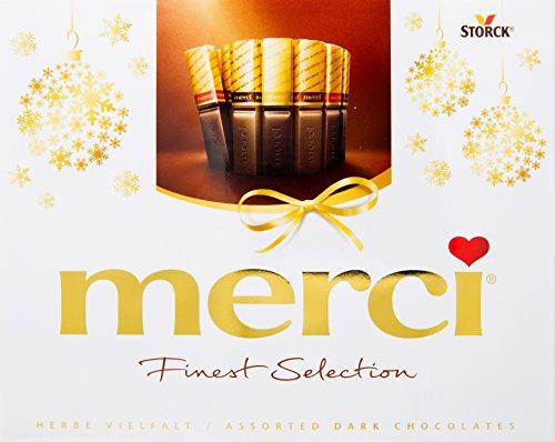 Storck Merci Dark Selection 250g