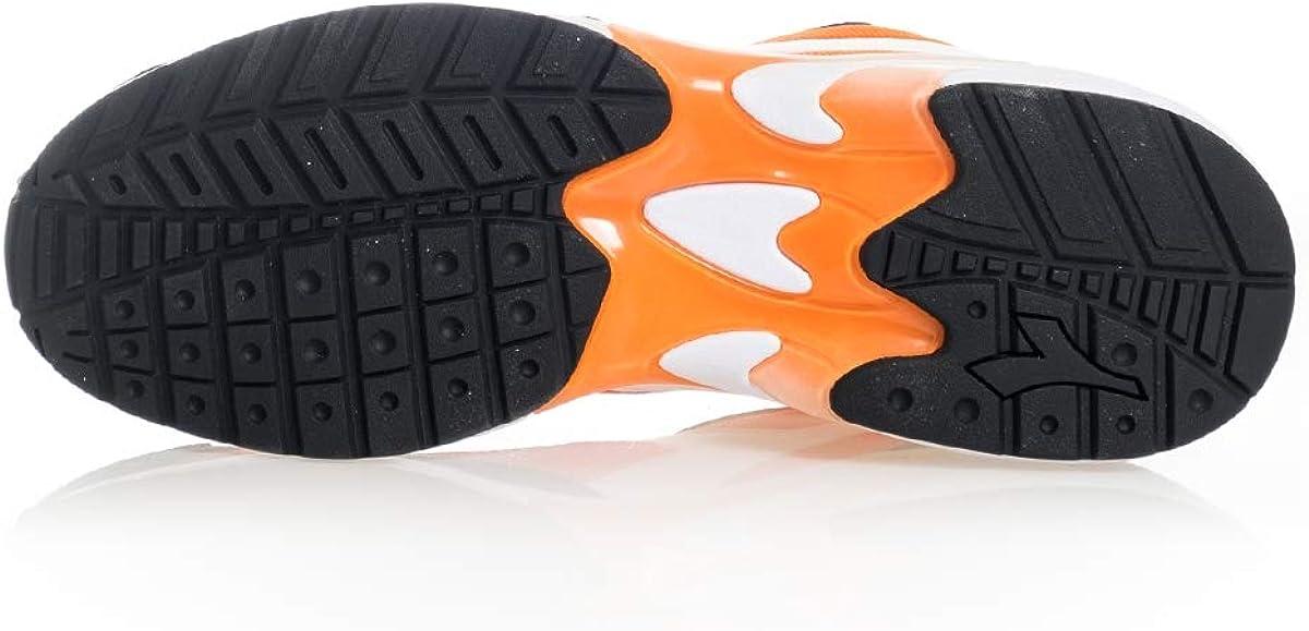 Diadora Sneakers Uomo Distance 280 501.175099.40051 Orange Jessica