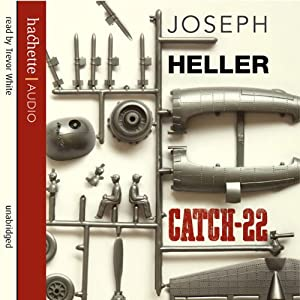 Image result for CATCH 22 AUDIO BOOK