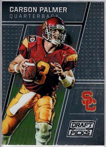 Football NFL 2016 Panini Prizm Collegiate Draft Picks #20 Carson Palmer