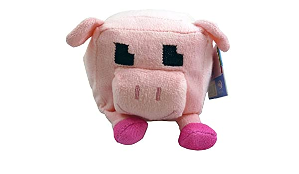 8cm Pixel M8 Peluche - Pink Pig - 5 a recoger - Pixel M8 Fun [Toy]: Amazon.es: Productos para mascotas