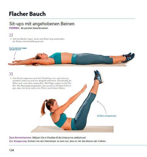 Das Womens Health Workout Ohne Geräte Toller Body Straffe Beine
