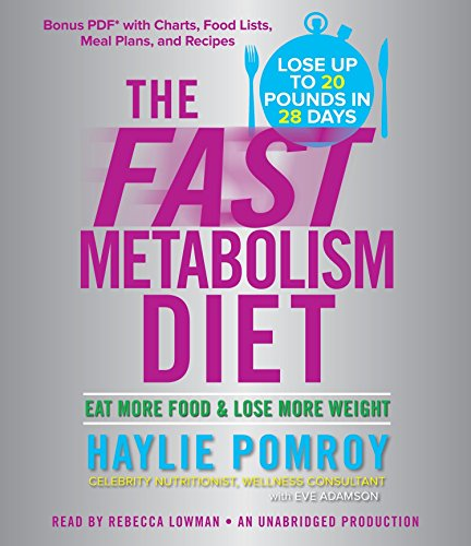 The Fast Metabolism Diet: Eat More Food and Lose More Weight by Brand: Random House Audio