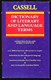 Cassell Dictionary of Literary and Language Terms, Christina Ruse and Marilyn Hopton, 0304319279