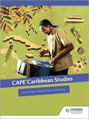 Book CAPE Caribbean Studies by Jeanette Ottley (2013-01-04)