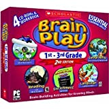 Scholastic Brain Play 1st - 3rd Grade (2nd Edition)