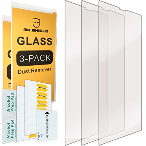 3 PACK Tempered Protector Lifetime Replacement