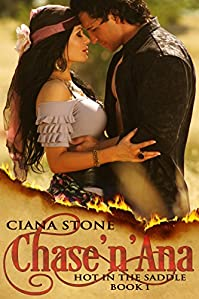 Chase'n'ana by Ciana Stone ebook deal