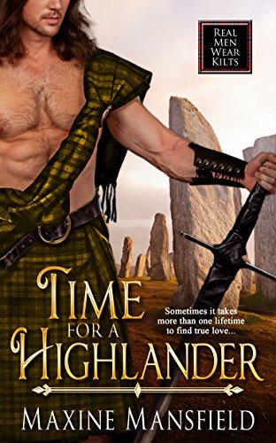 (Time For A Highlander (Real Men Wear Kilts))