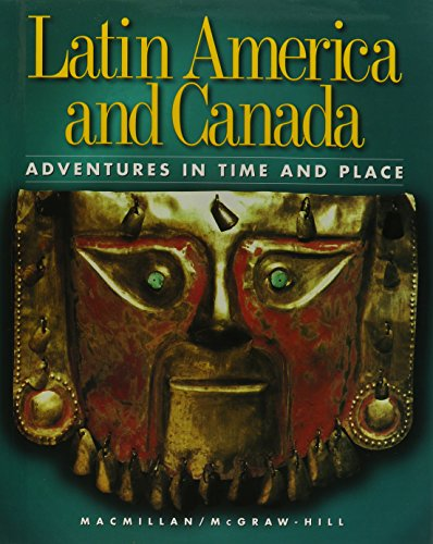 Ss98 Latin America and Canada Pupils Edition