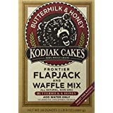 Kodiak Cakes Butter Milk and Honey Flapjack and Waffle Mix, 24-Ounce (Pack of 1)
