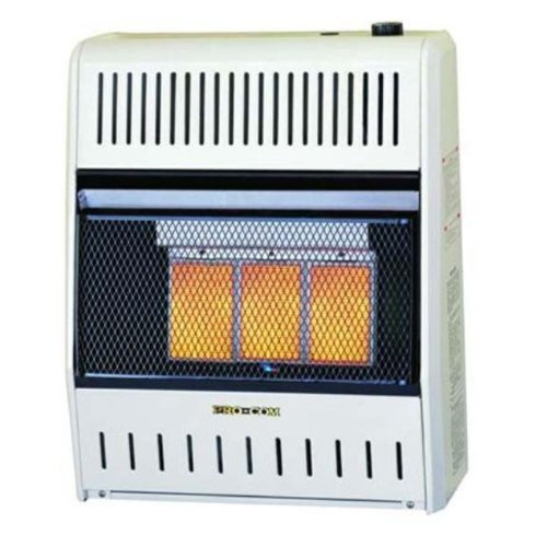 Vent Procom (ProCom ML150HPA Vent-Free Space Infrared Heater for Propane only)
