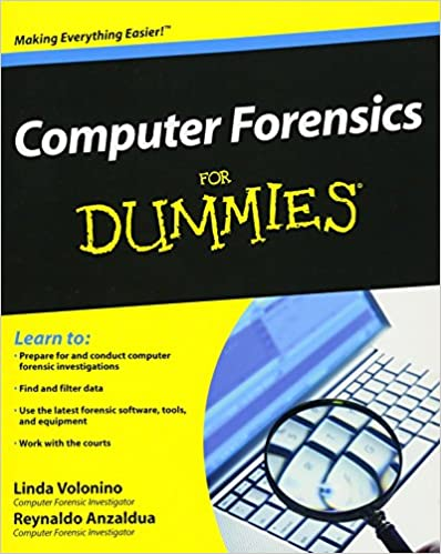 Computer Forensics for Dummies (True PDF)