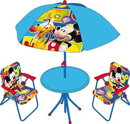 Jardin De Arditex Maison Ensemble Mobilier Mickey Mouse Wd7869 thQrdCs