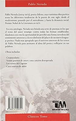 Poemas De Amor De Neruda Pablo Neruda Amazonae Amazon Us