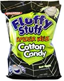 Fluffy Stuff Spider Web Cotton Candy