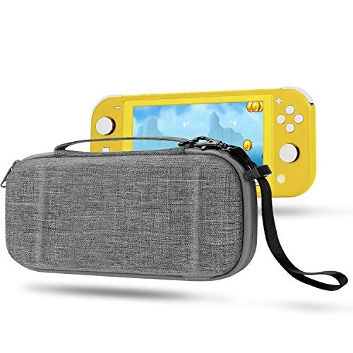 Compatible with Nintendo Switch Lite Case EVA Protective Carrying Case for Switch Lite Cover Video Game Accessories for…