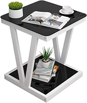Lhkj Carre Salon Simple Petite Table Simple Mini Table Basse En