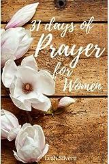 31 Days of Prayer for Women (Volume 2) Paperback