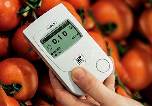 RADEX RD1706 Dual-Pro Professional dual-sensor Radiation Detector/Geiger Counter