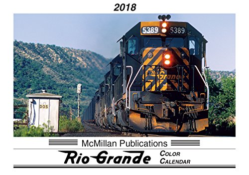 2018 Rio Grande Color Calendar